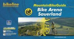bikeline MountainBikeGuide Bike Arena Sauerland