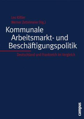 Kommunale Arbeitsmarkt- und Beschäftigungspolitik