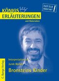 Jurek Becker 'Bronsteins Kinder'