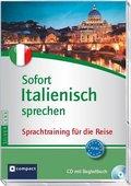 Sofort Italienisch sprechen, 1 Audio-CD m. Begleitbuch
