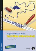Der Füller-Führerschein, Schulausgangsschrift