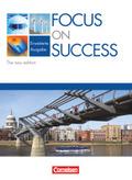 Focus on Success, Erweiterte Ausgabe, The new Edition: 11.-12. Jahrgangsstufe, Schülerbuch