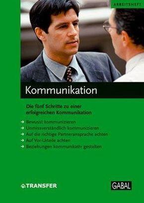 Arbeitsheft Kommunikation