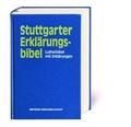 Bibelausgaben: Stuttgarter Erklärungsbibel; Deutsche Bibelgesellschaft