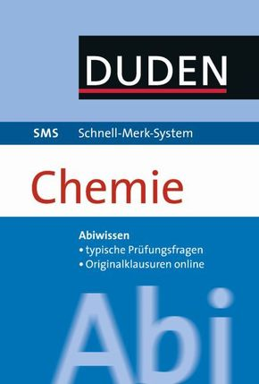 Chemie, Abiwissen