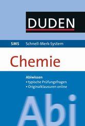 DUDEN Schnell-Merk-System - Abiwissen CHEMIE