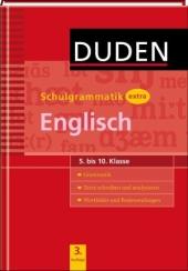 Duden Schulgrammatik extra, Englisch