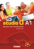 studio d, Grundstufe: Sprachtraining; A1