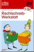 LÜK: Rechtschreib-Werkstatt, 4. Klasse