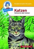 Benny Blu: Katzen; Bd.106