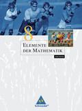 Elemente der Mathematik, Ausgabe Sachsen: 8. Schuljahr, m. CD-ROM