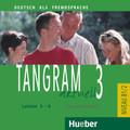 Tangram aktuell: Lektion 5-8, 1 Audio-CD zum Kursbuch; Bd.3