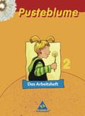 Pusteblume, Das Sprachbuch, Ausgabe 2006 Mitte / Nord: 2. Schuljahr, Das Arbeitsheft