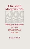 Werke und Briefe: Briefwechsel 1878-1903; Bd.7