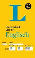 Langenscheidt Verb-Fix Englisch