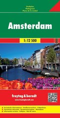 Freytag & Berndt Stadtplan Amsterdam