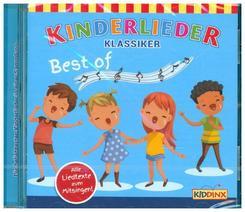 Kinderlieder-Klassiker, Best of, 1 Audio-CD