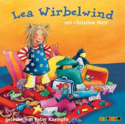 Lea Wirbelwind, 1 Audio-CD
