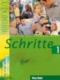 Schritte - Deutsch als Fremdsprache: Kursbuch + Arbeitsbuch; Bd.1