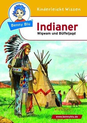 Benny Blu: Indianer; Bd.133