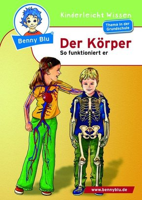 Benny Blu: Der Körper; Bd.165