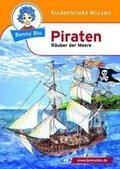 Benny Blu: Piraten; Bd.173