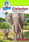 Benny Blu: Elefanten; Bd.152