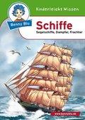 Benny Blu: Schiffe; Bd.151