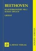 Klavierkonzert Nr.2 B-Dur op.19, Klavierauszug, Studien-Edition