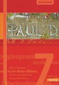 P.A.U.L. D., Ausgabe für Gymnasien: 7. Klasse, Arbeitsheft