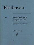 Sonate für Klavier und Violine F-Dur op.24 (Frühlingssonate)