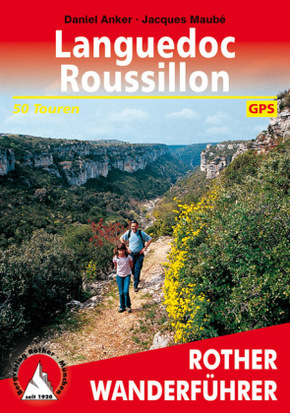 Rother Wanderführer Languedoc-Roussillon