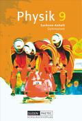 Physik, Ausgabe Gymnasium Sachsen-Anhalt, Neubearbeitung: 9. Klasse, Lehrbuch
