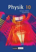 Physik, Ausgabe Gymnasium Sachsen-Anhalt, Neubearbeitung: 10. Klasse, Lehrbuch
