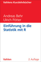 Einführung in die Statistik mit R