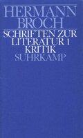 Kommentierte Werkausgabe, 13 Bde. in 17 Tl.-Bdn.: Schriften zur Literatur; Bd.9/1 - Tl.1