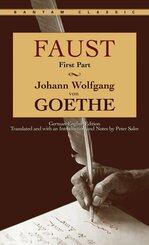 Faust, German-English ed. - Part.1