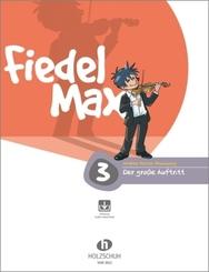 Der große Auftritt 3 Violine; . - Bd.3