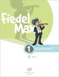 Fiedel-Max für Violine - Der große Auftritt, m. Audio-CD - Bd.1