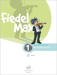 Der große Auftritt 1 Violine; . - Bd.1