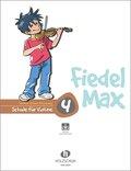 Fiedel-Max für Violine - Schule, m. Audio-CD - Bd.4