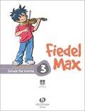 Fiedel-Max für Violine - Schule, m. Audio-CD - Bd.3