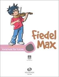 Fiedel-Max Vorschule Violine