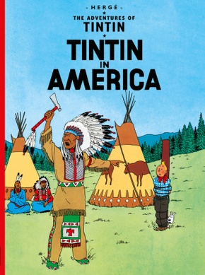 The Adventures of Tintin - Tintin in America