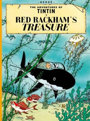The Adventures of Tintin - Red Rackham's Treasure