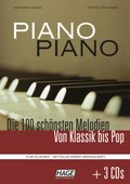 Piano Piano, mittelschwer arrangiert - Bd.1