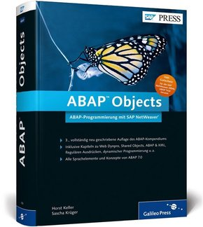 ABAP Objects, m. 1 DVD-ROM
