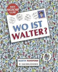 Wo ist Walter?, Mini-Ausgabe