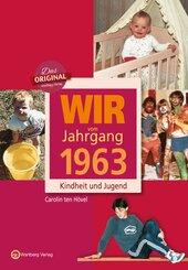 Wir vom Jahrgang 1963, Kindheit und Jugend
