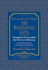 Die Bhagavad Gita - Gott spricht mit Arjuna, 2 Bde.